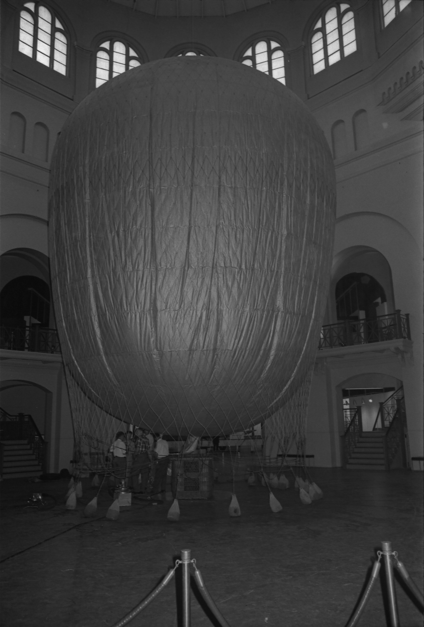 images for Balloon in Rotunda of the Arts and Industries Building
