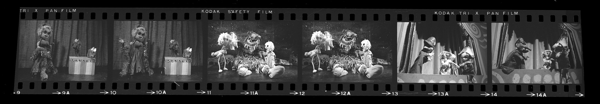 Puppet Theater, 1969, Smithsonian Institution Archives, SIA Acc. 11-008 [OPA-1490R2].