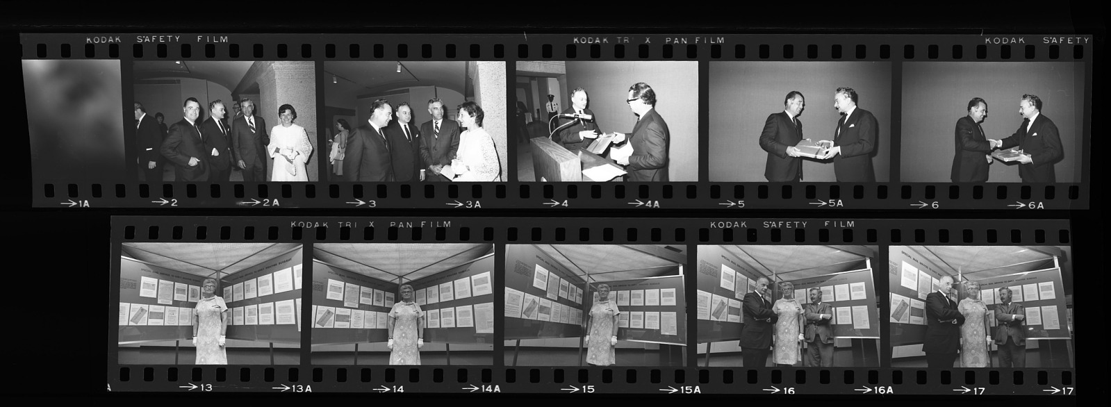 c79bdcbe448 Resources :: Kaiser Industries Presents Film; Opening of Stamp Hall ...