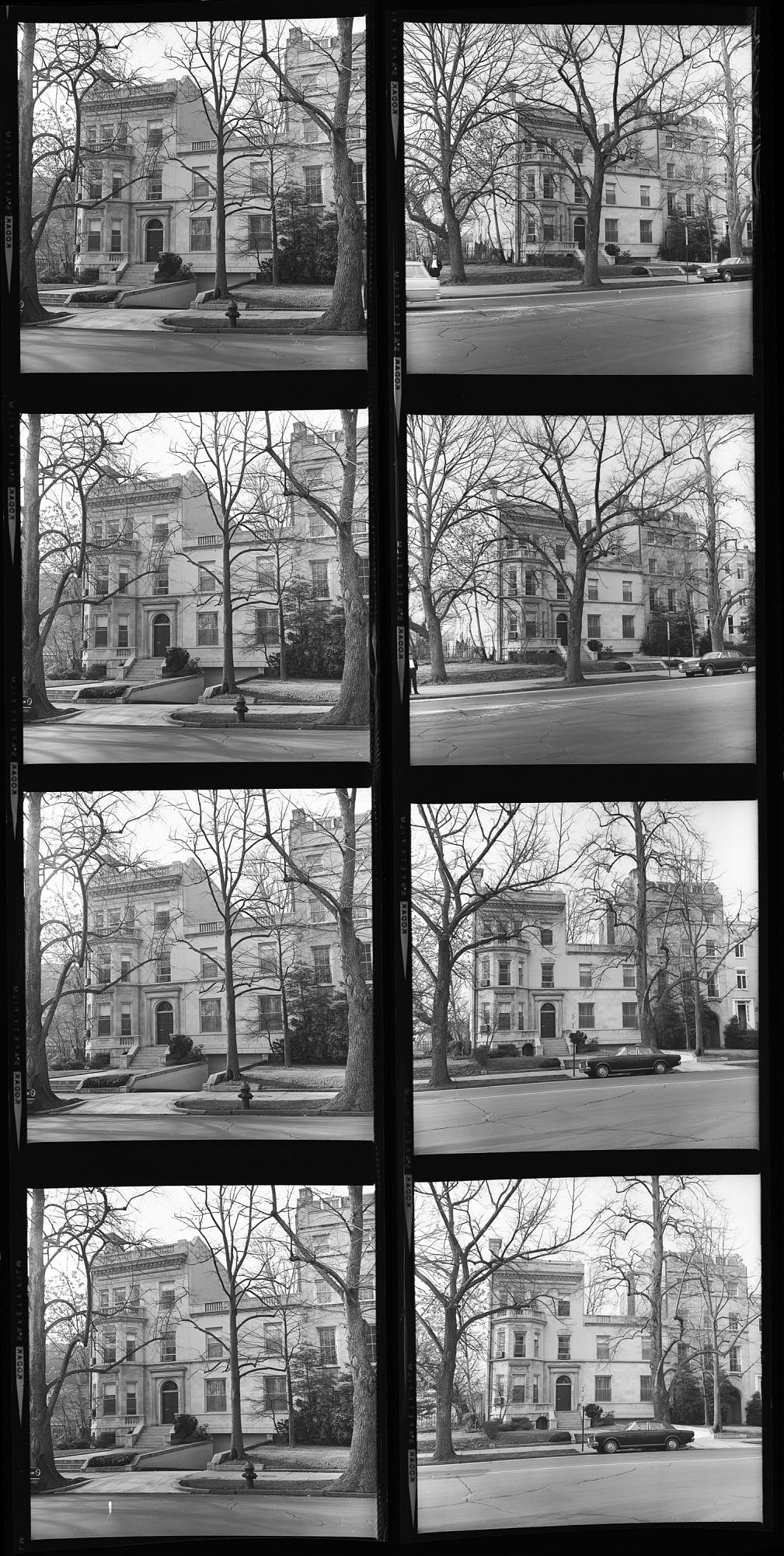 Residence of Secretary S. Dillon Ripley