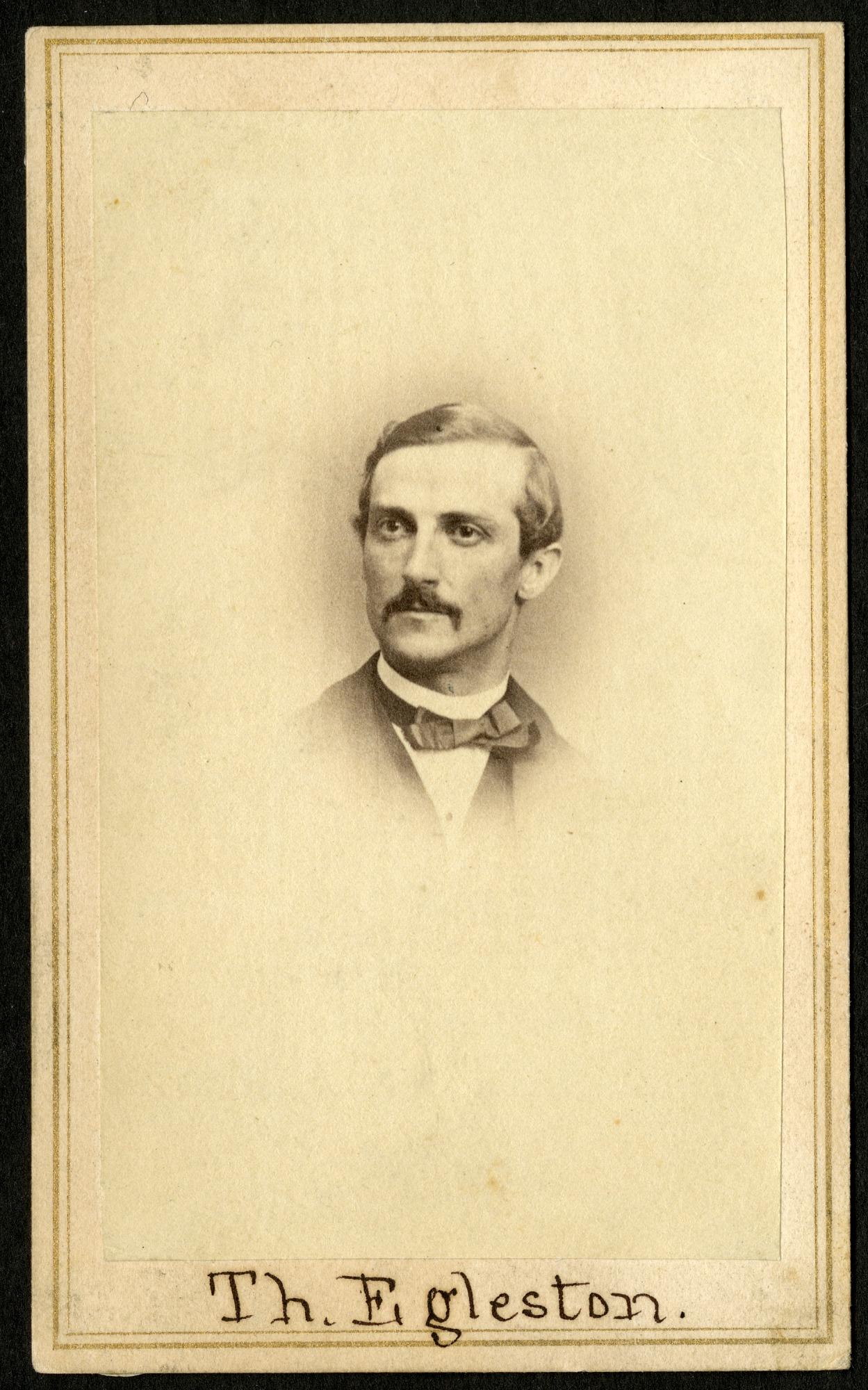 Thomas Egleston (1832-1900), Smithsonian Institution Archives, SIA RU000095 [SA-508].