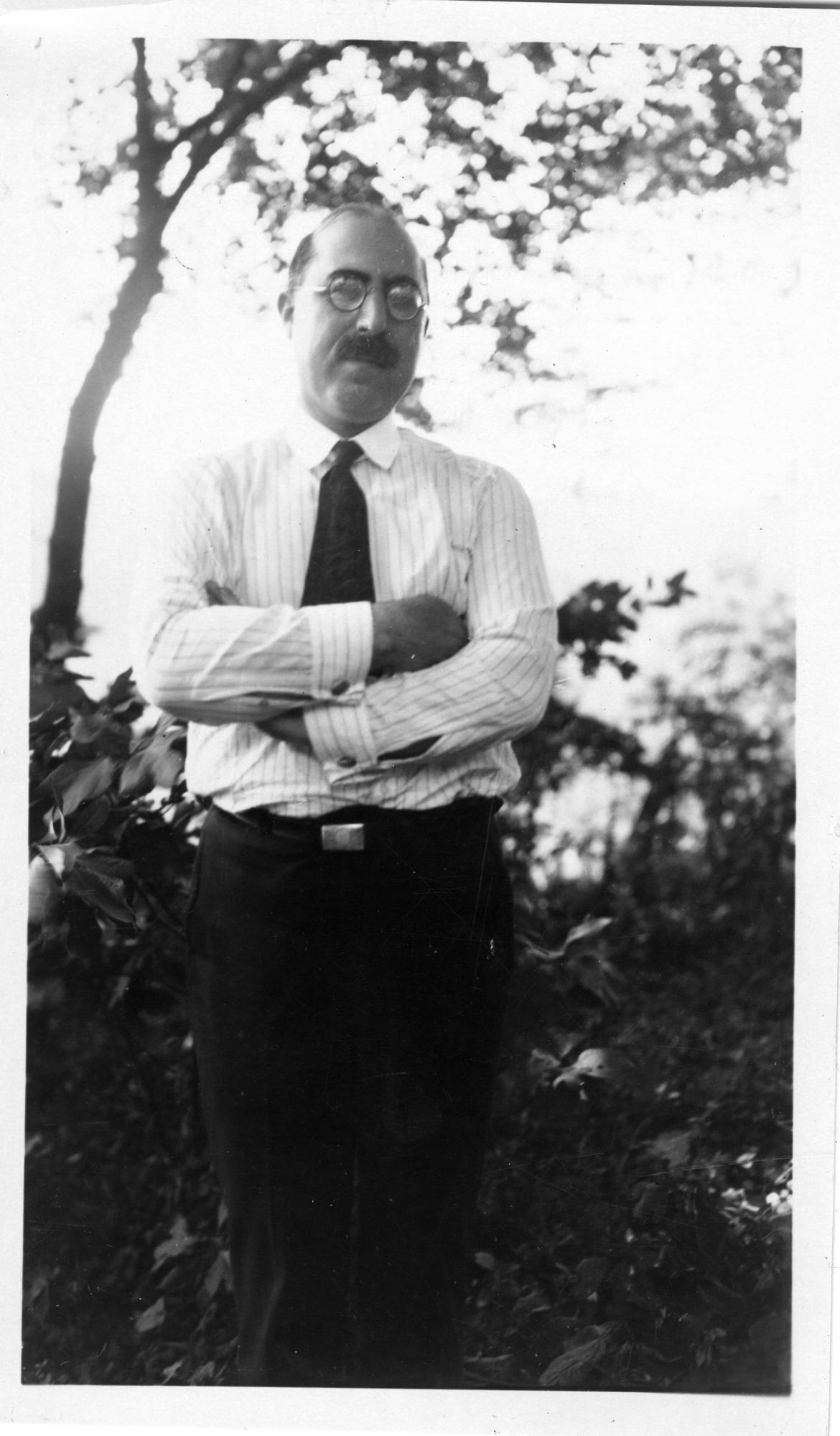 Jacob Goodale Lipman (1874-1939)