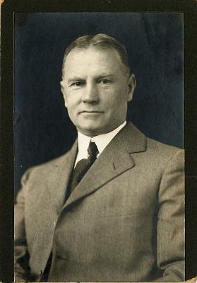 Harry Woodward Dorsey