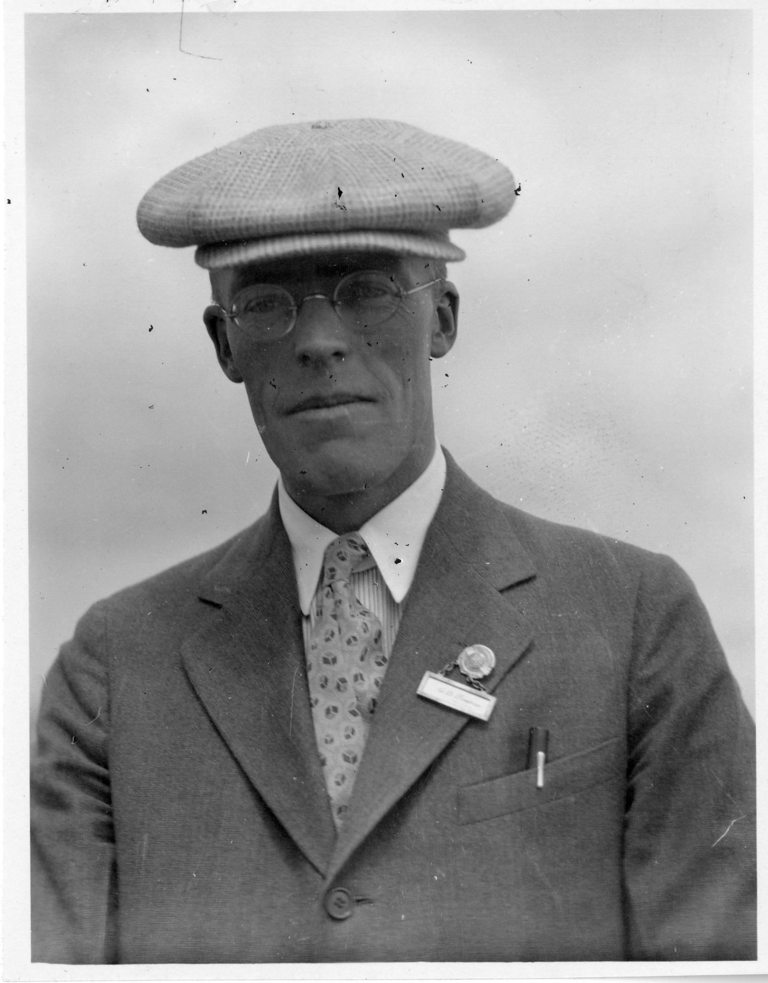 Geoffrey Baldwin Bodman (1894-1993)