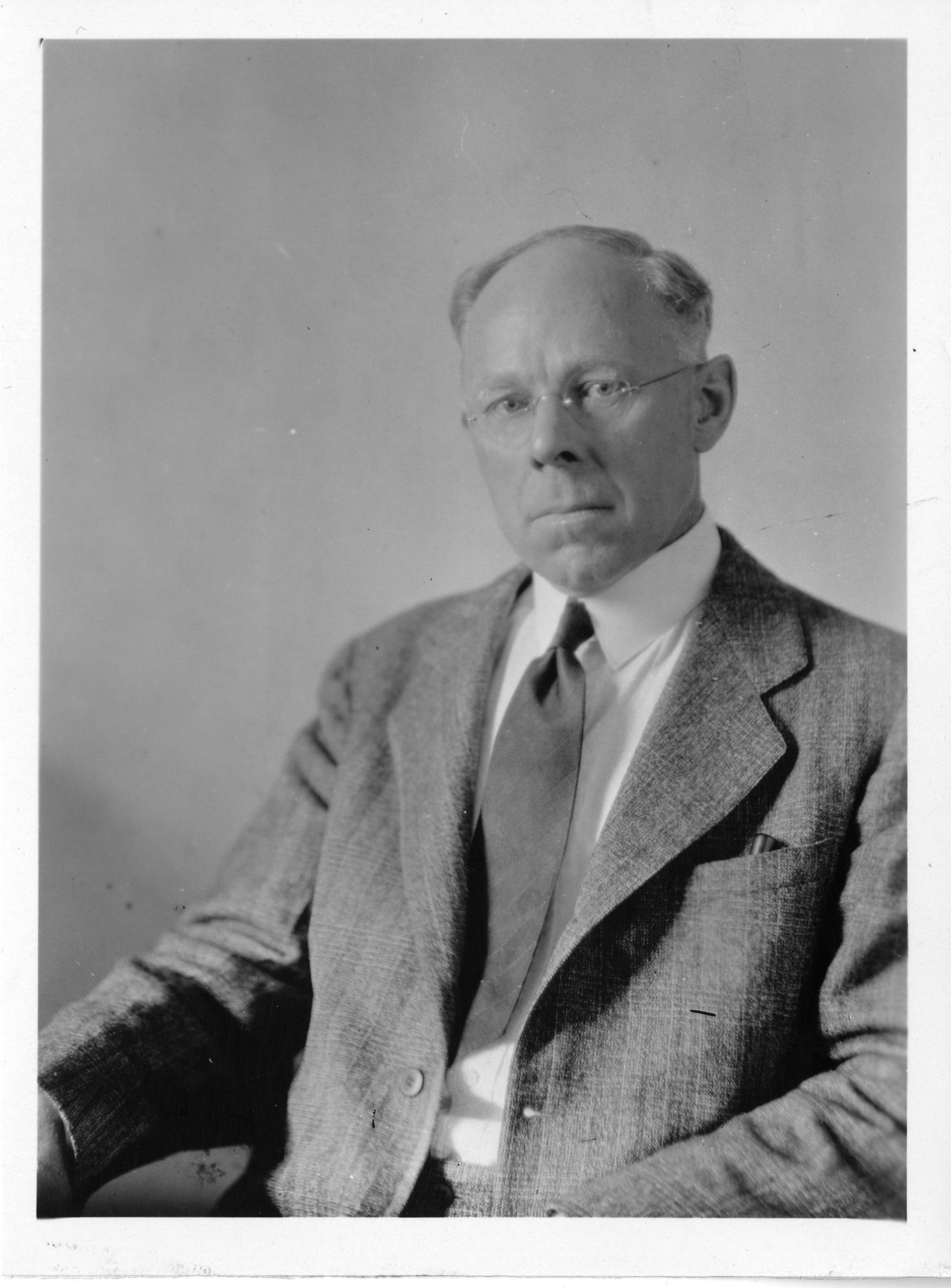 Frederick Edward Brasch (1875-1967)