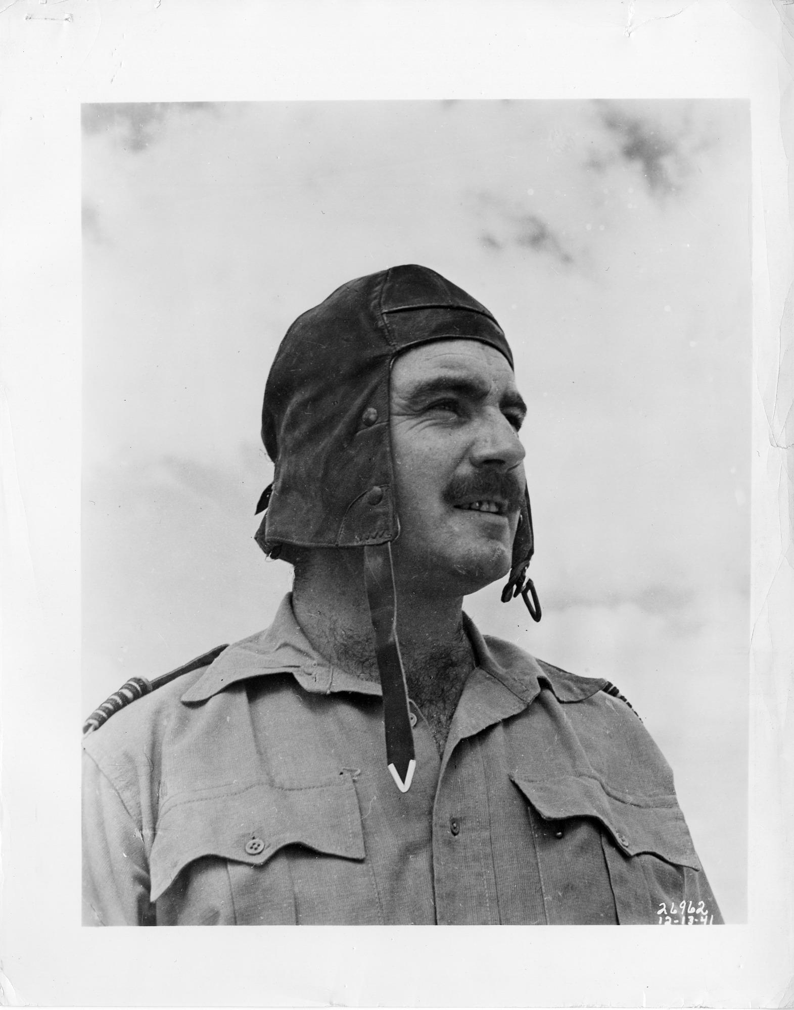 Alan McDonald Bowman (d. November 1941)