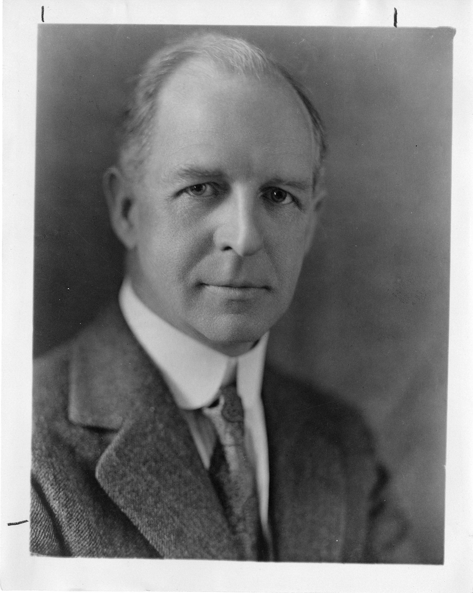 Lyman James Briggs (1874-1963)