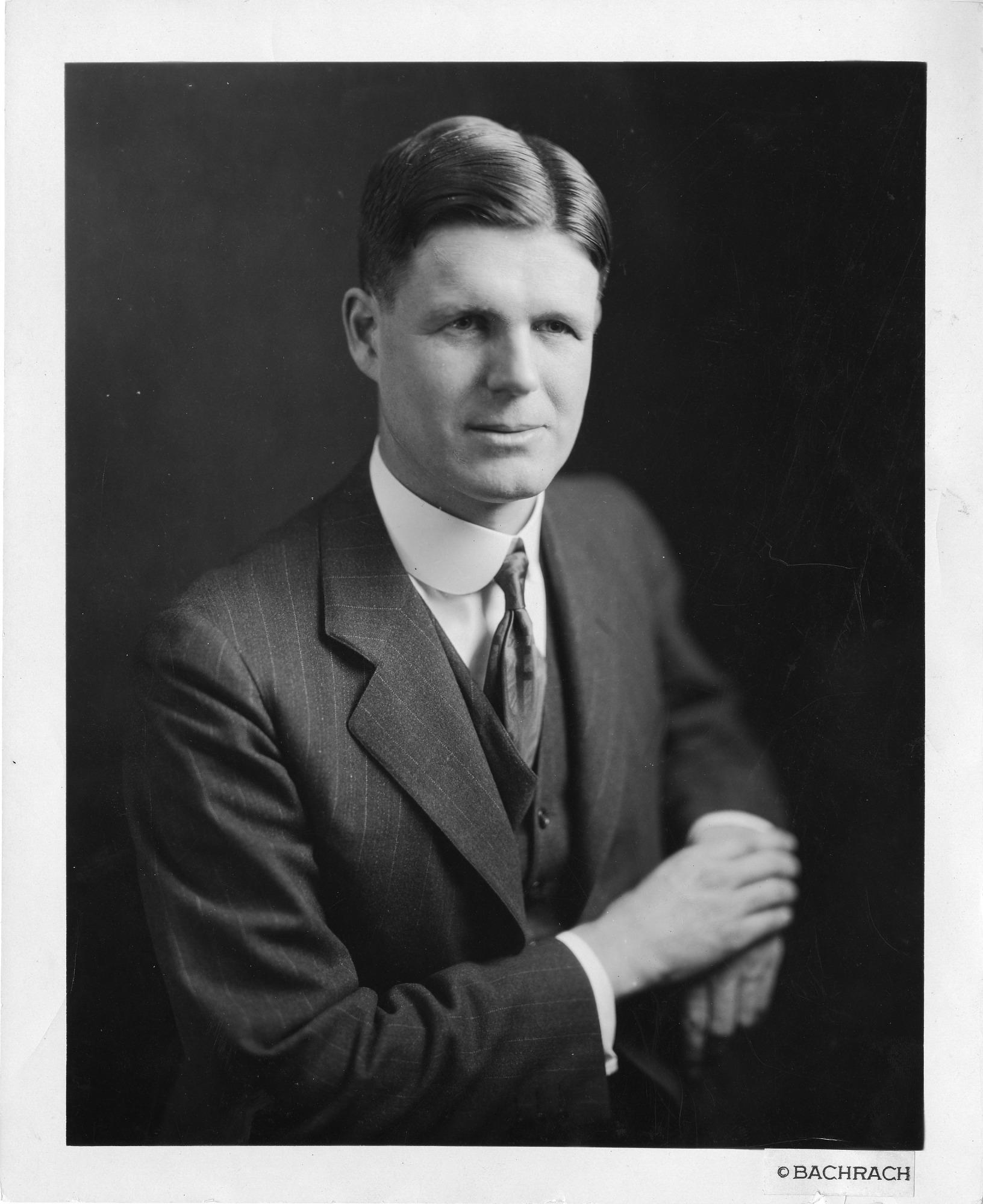 Robert Wilbur Burgess (1887-1969)