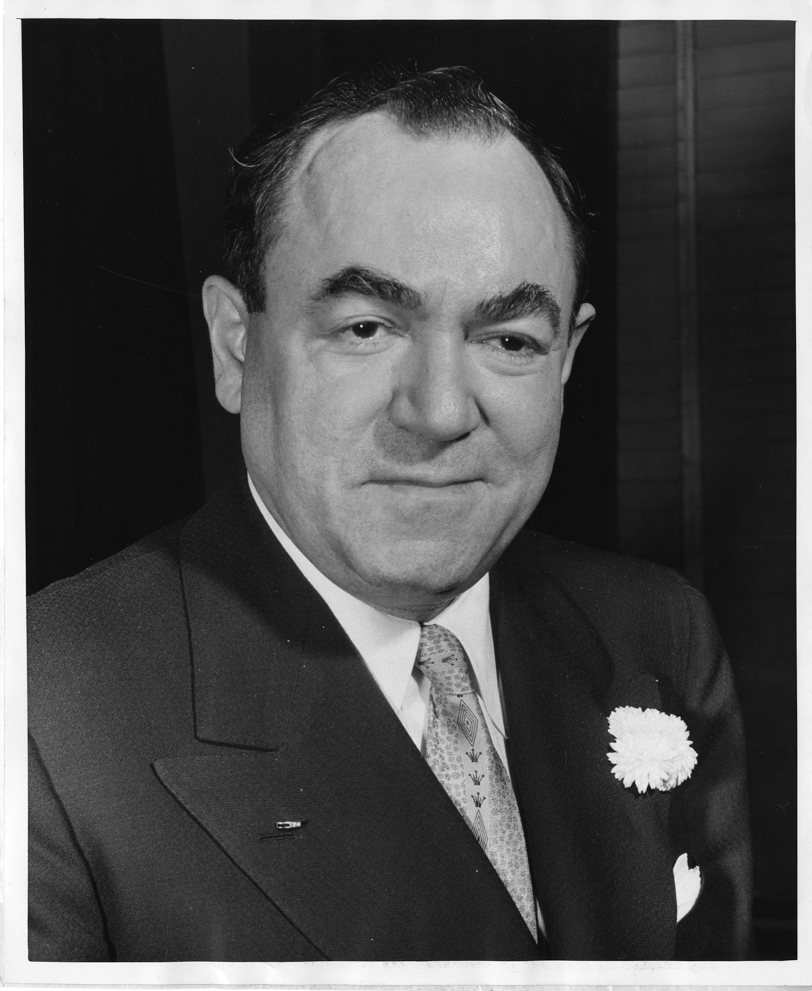 H. Boris Burns (1900-1965), Smithsonian Institution Archives, SIA Acc. 90-105 [SIA2008-0080].