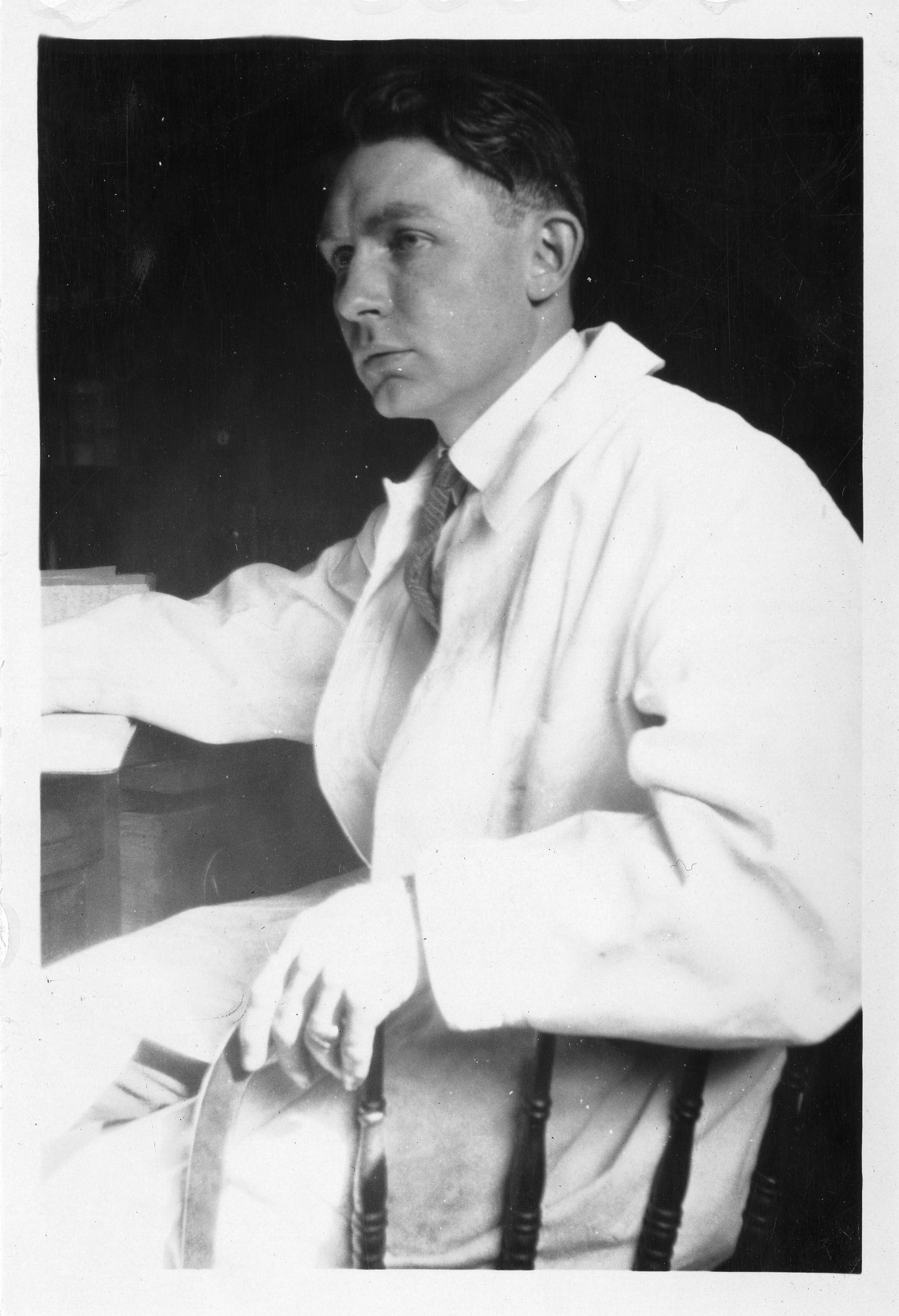 George Oswald Burr (b. 1896), Smithsonian Institution Archives, SIA Acc. 90-105 [SIA2008-0081].