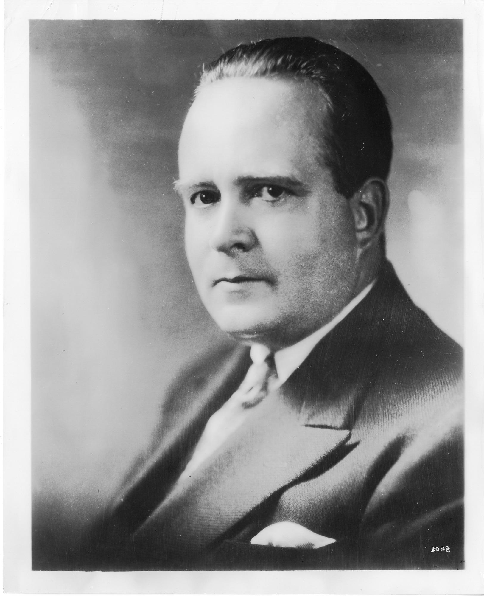 Juan de la Cierva (1895-1936), Smithsonian Institution Archives, SIA Acc. 90-105 [SIA2008-0106].