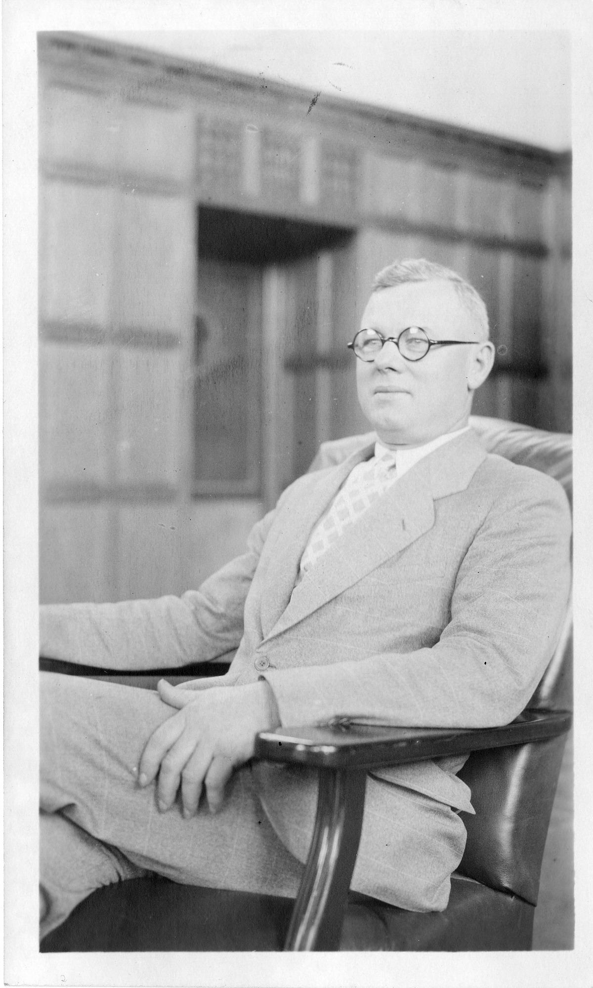 Peter Walter Claassen (1886-1937)