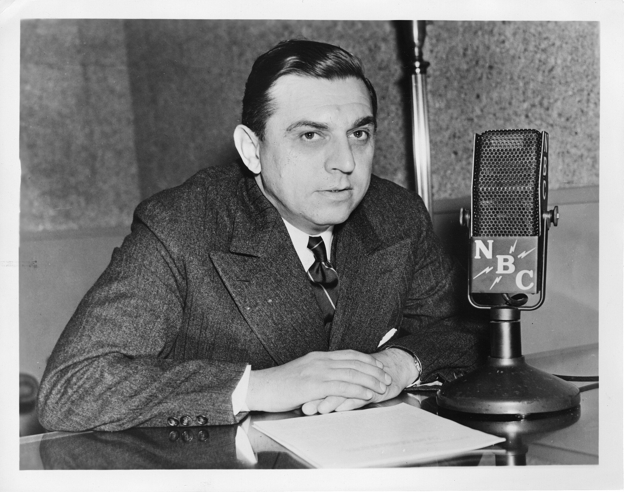 Raymond Lewis Clapper (1892-1944)
