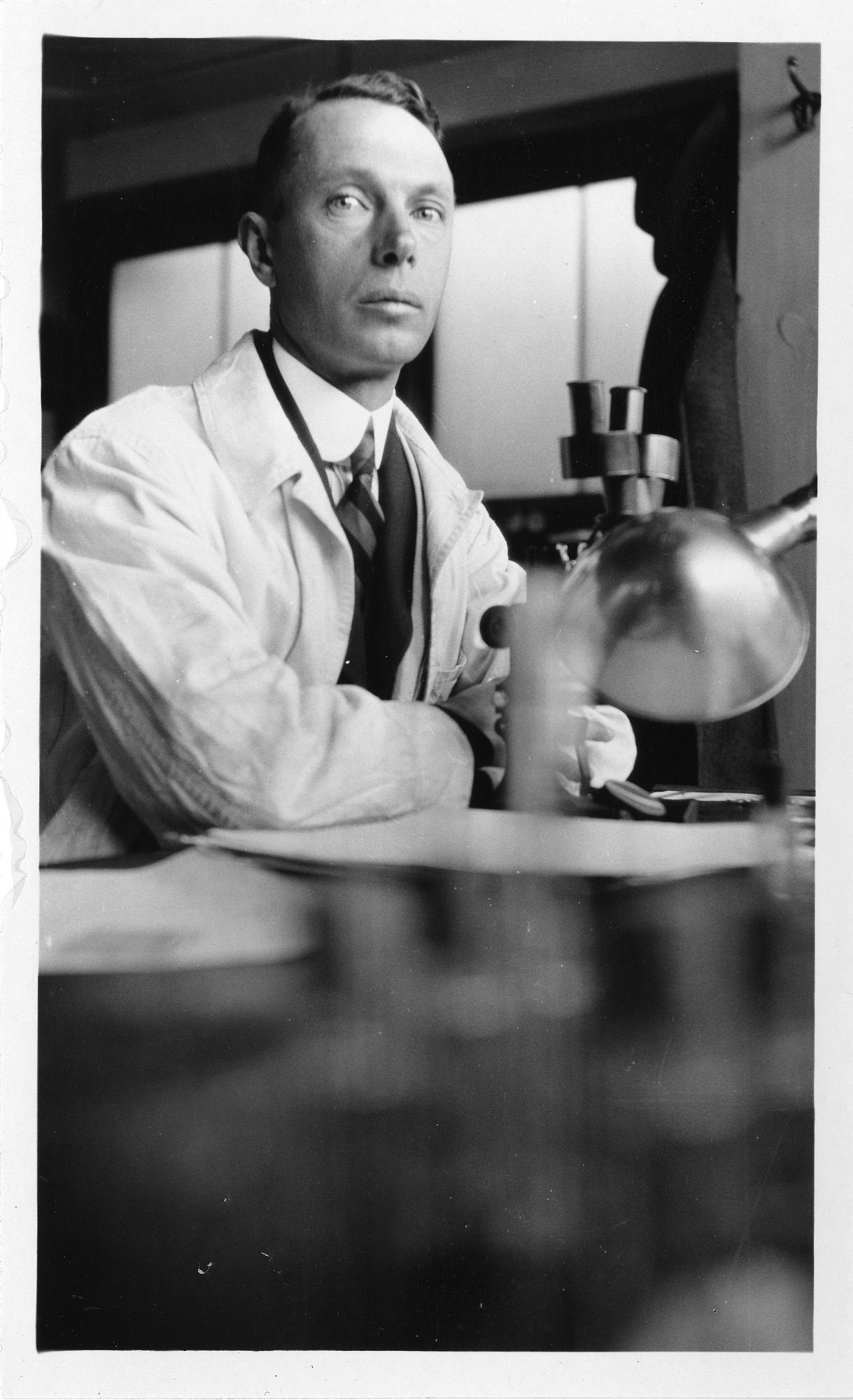 Wilbert Amie Clemens (1887-1964), Smithsonian Institution Archives, SIA Acc. 90-105 [SIA2008-0148].