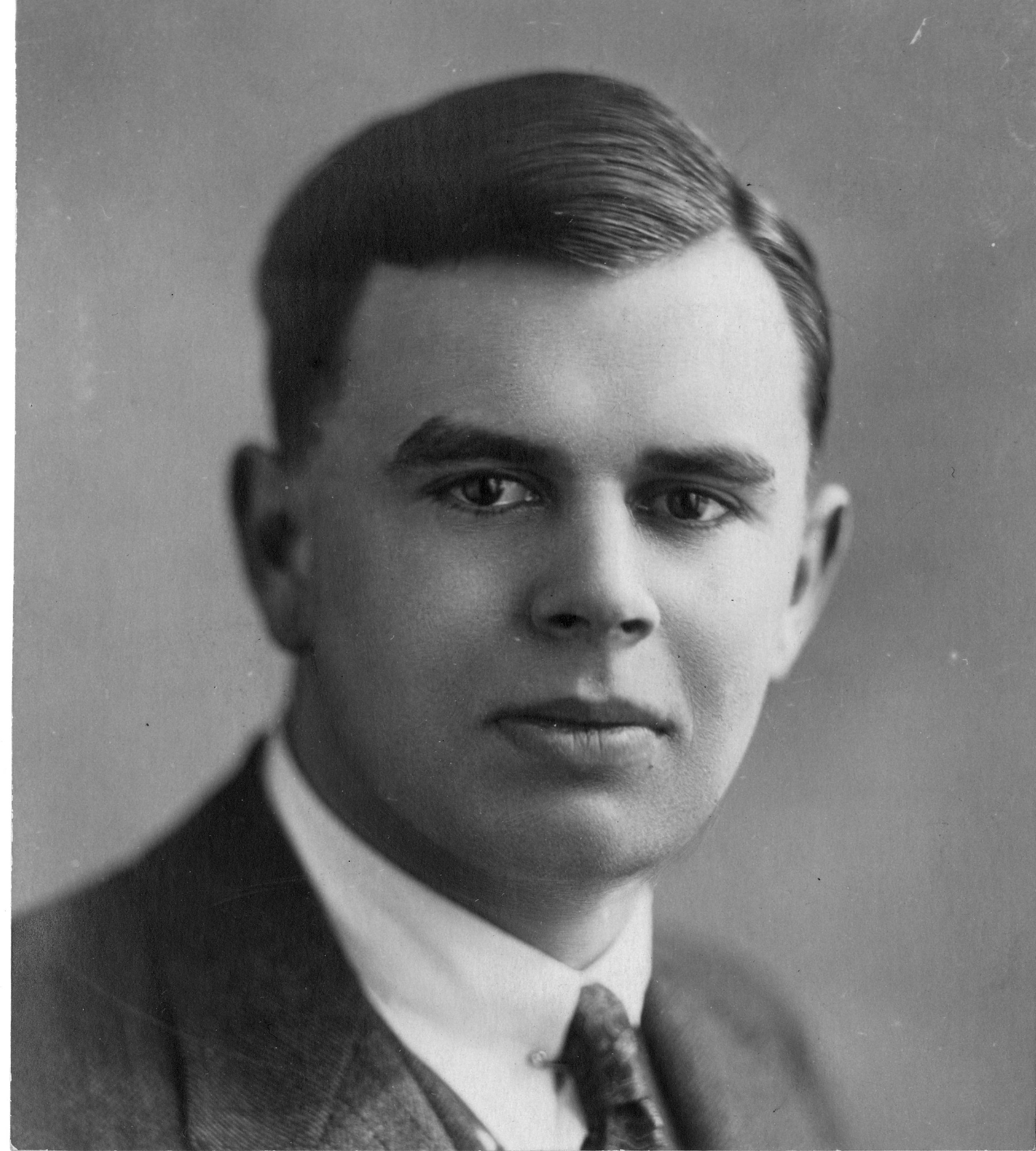 Donald Caley, 1935, Smithsonian Institution Archives, SIA Acc. 90-105 [SIA2008-0258].