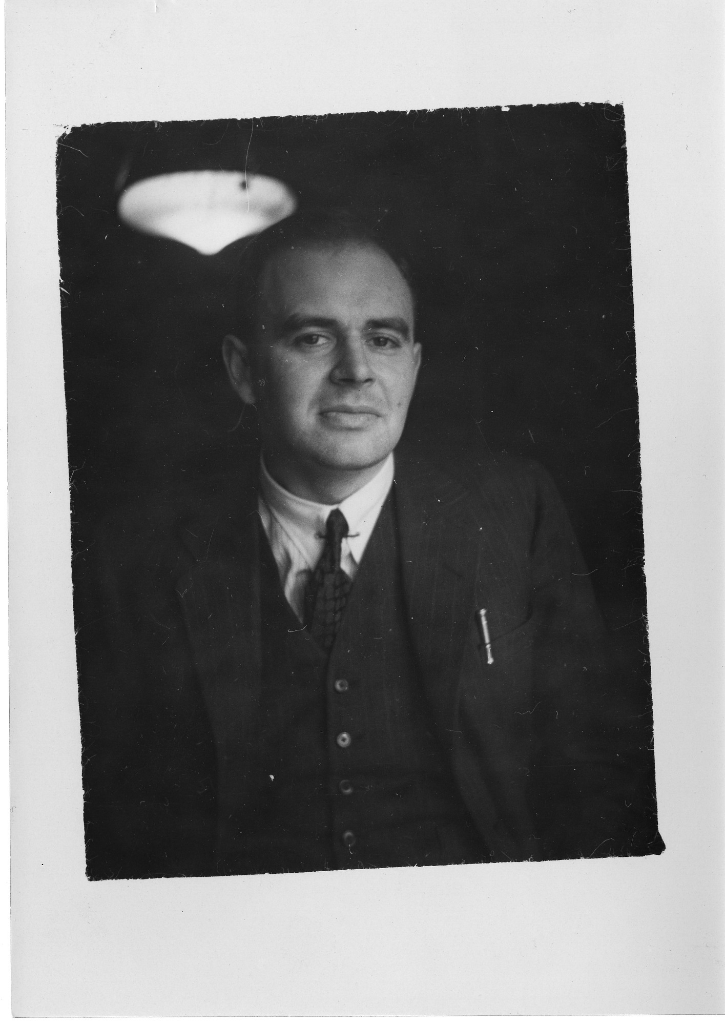 Donald Caley, 1935, Smithsonian Institution Archives, SIA Acc. 90-105 [SIA2008-0259].