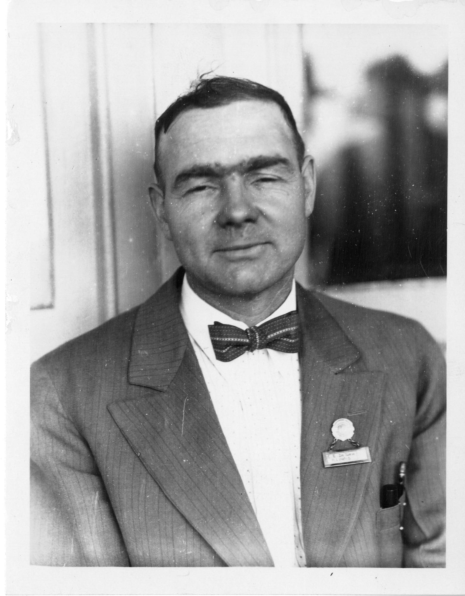 Ernest Everett DeTurk (1887-1963)