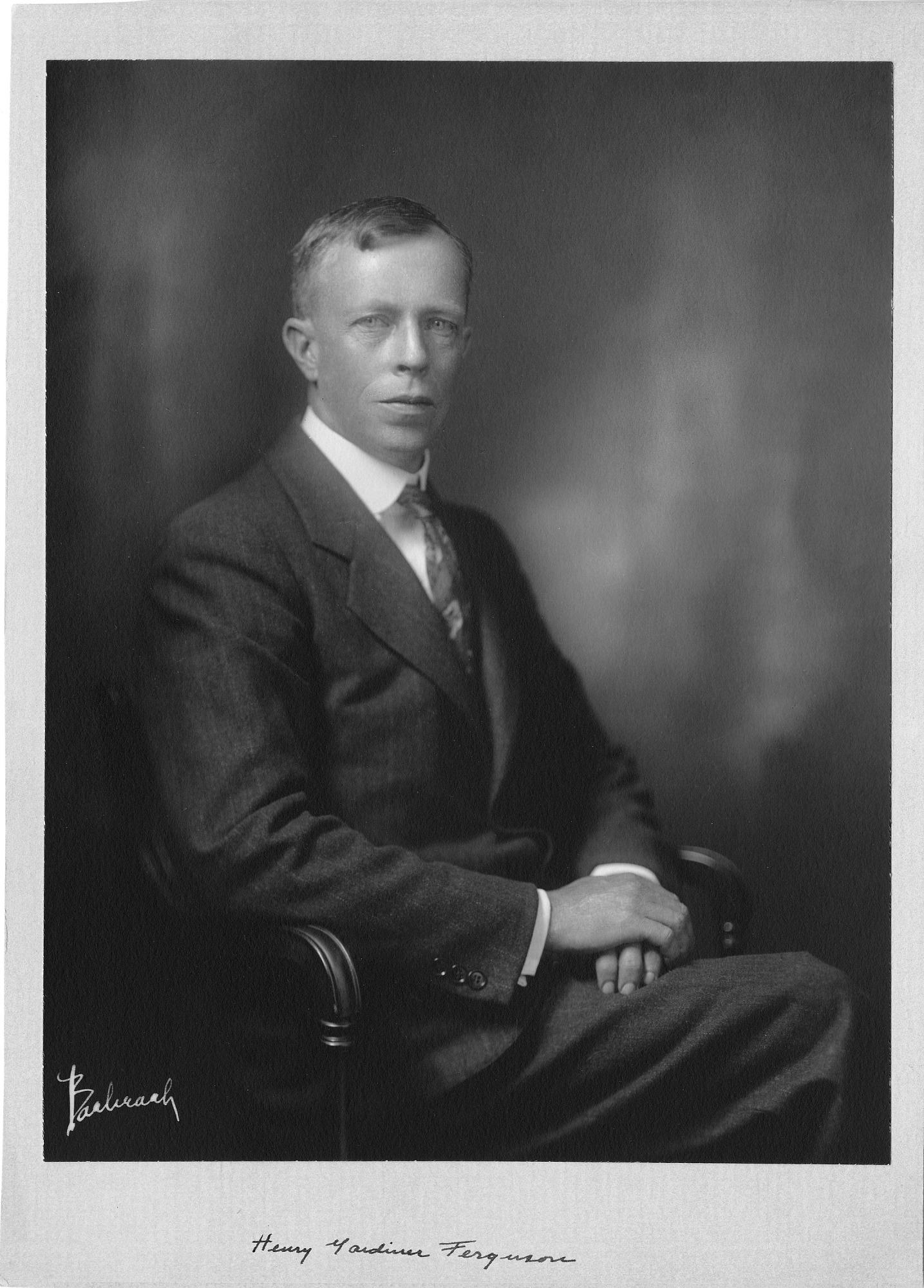 Henry Gardiner Ferguson (1882-1966)