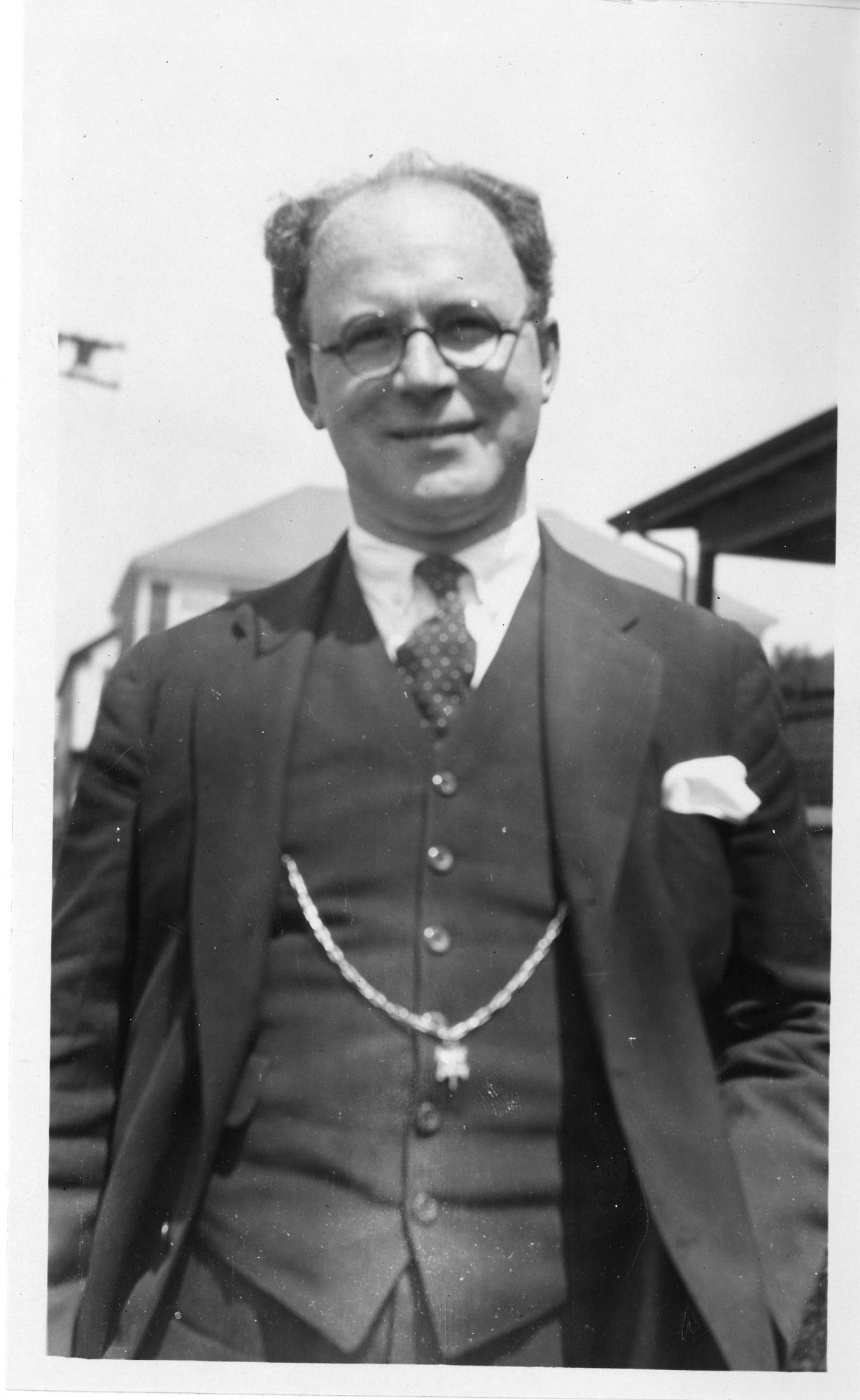 Richard Montgomery Field (1885-1961)