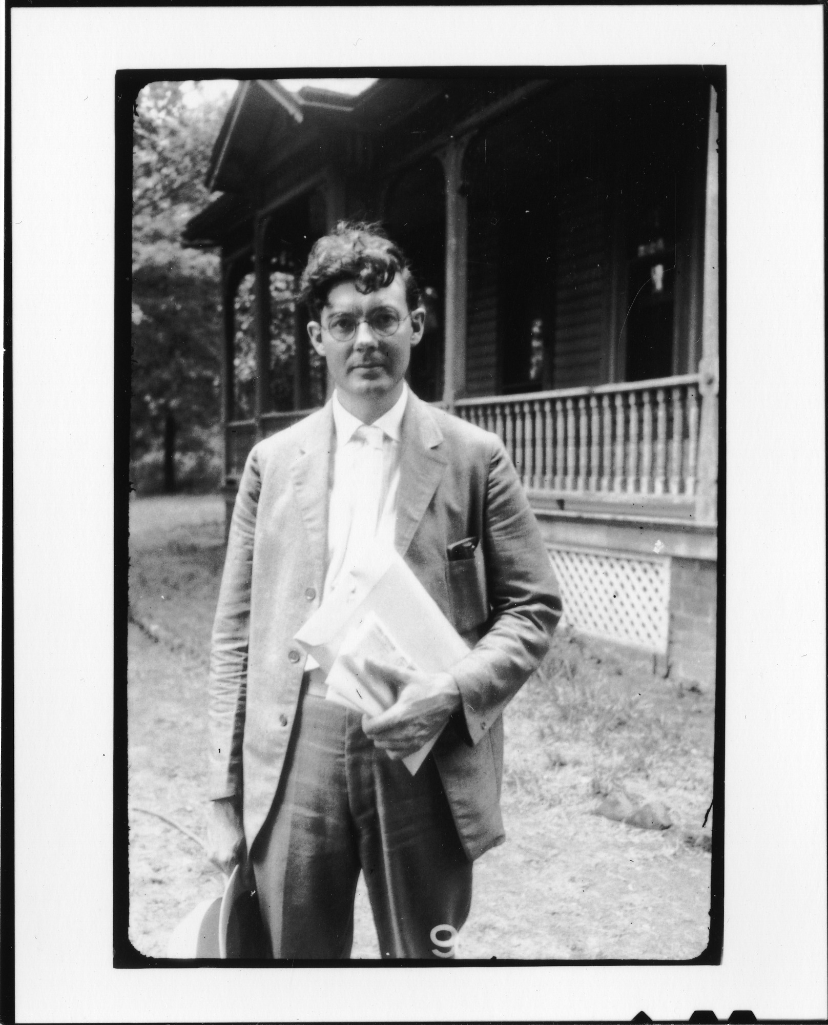 Howard Gale Byrd, Outside Defense Mansion