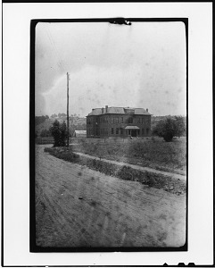 Image of Tennessee v. John T. Scopes Trial: Dayton, Tennessee, High School