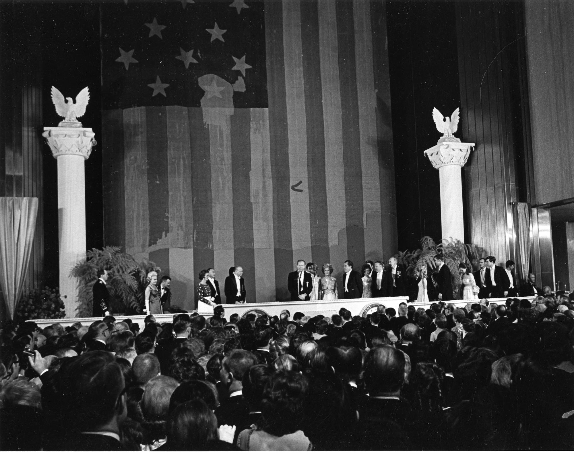 Nixon Inaugural Ball, NMHT