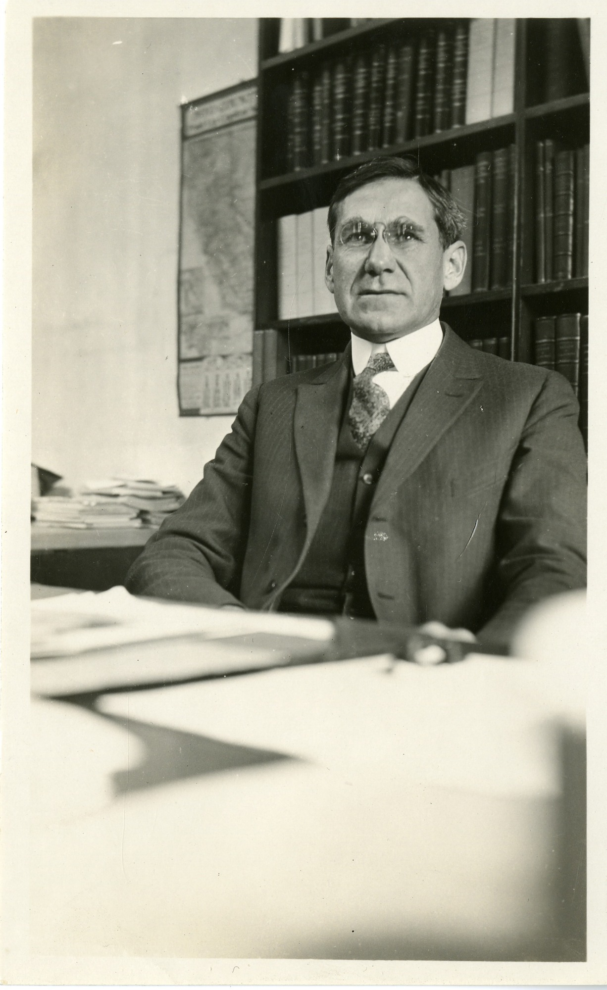 Harvey Monroe Hall (1874-1932), Smithsonian Institution Archives, SIA Acc. 90-105 [SIA2008-2196].