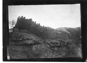 Image of China, Miscellaneous Scenes - Ruins