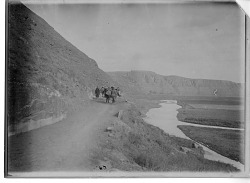 China, Miscellaneous Scenes - Small group walking on road