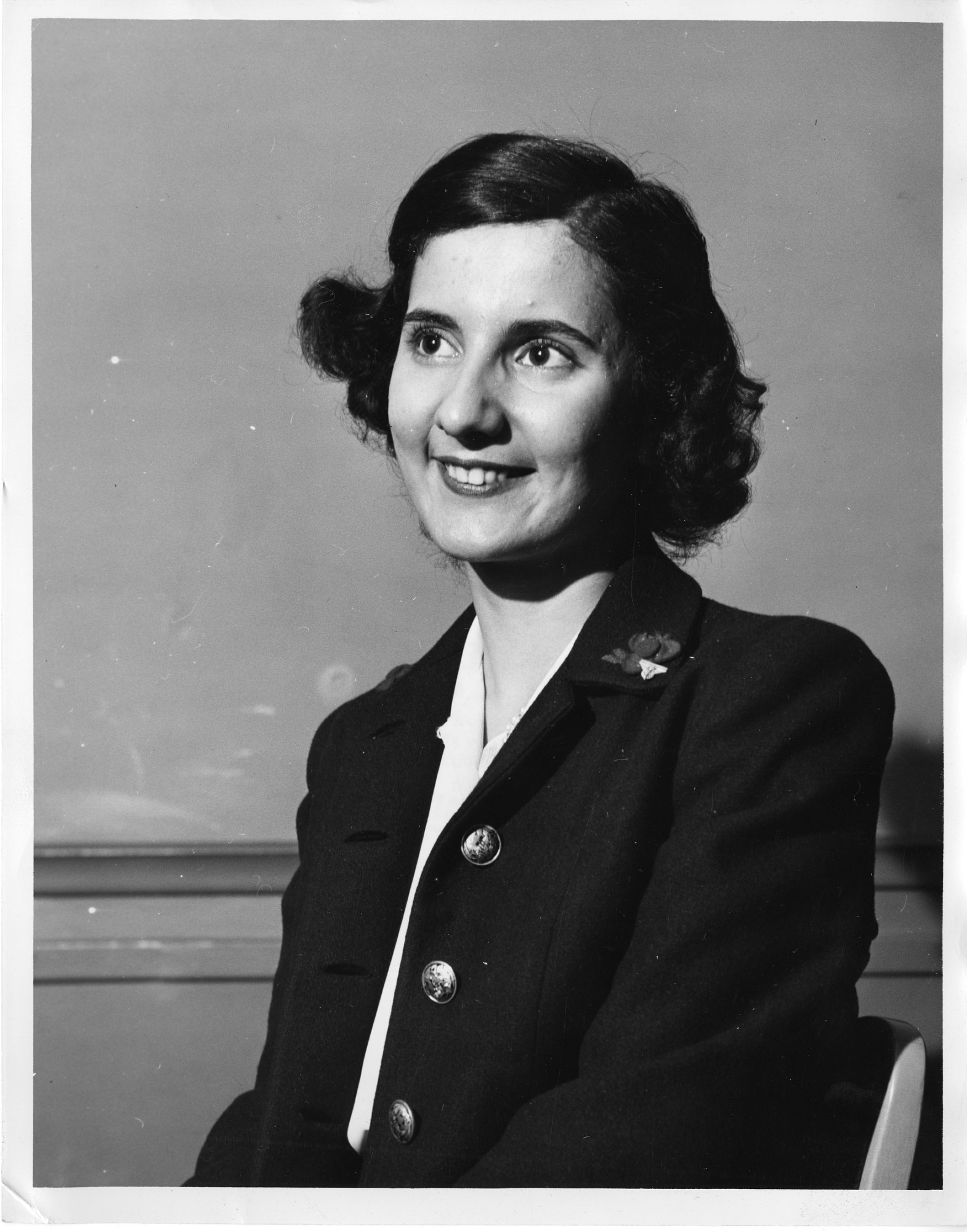 Anne Hagopian (1927-2008), 1944