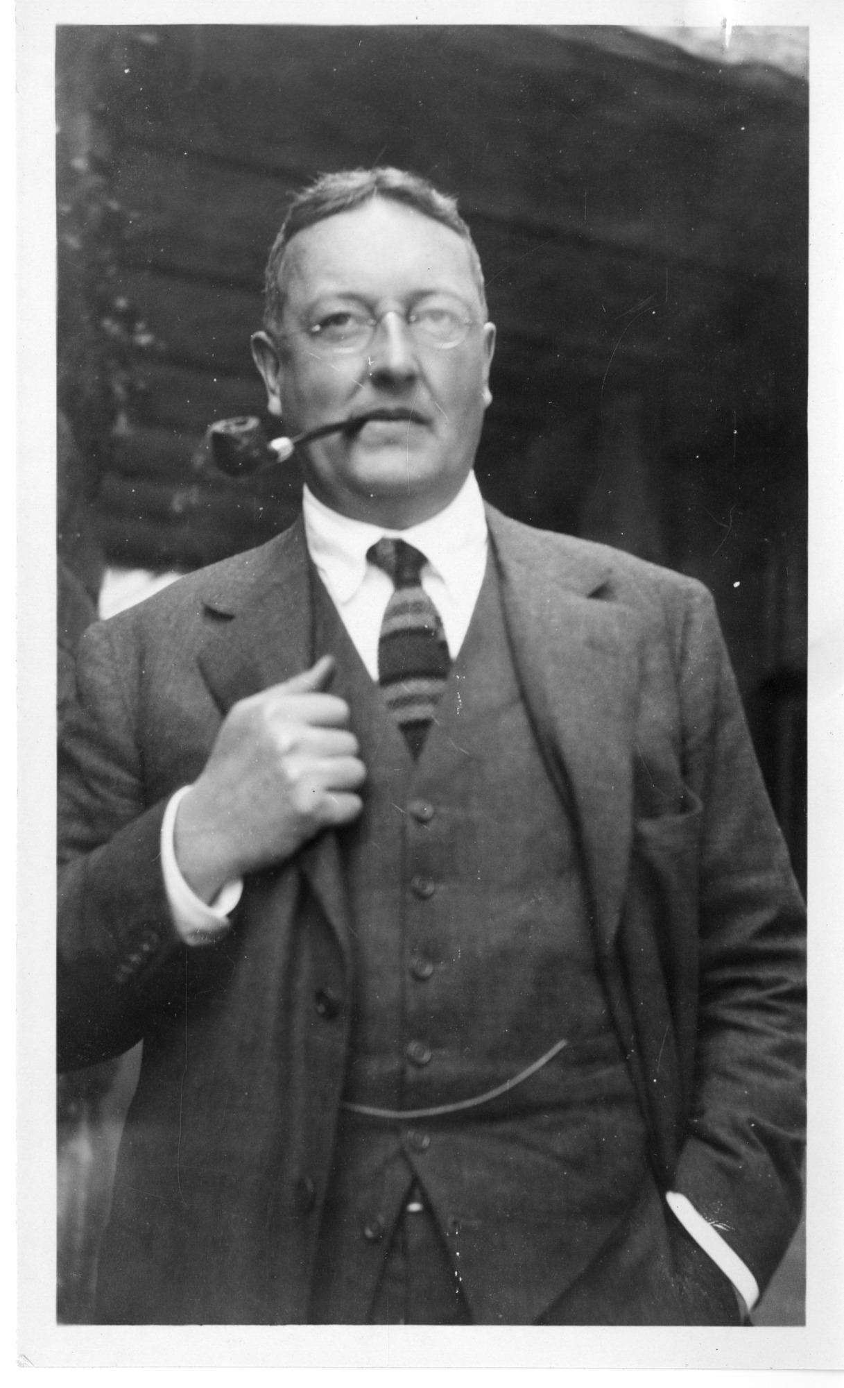 Chauncey Jerome Hamlin (1881-1963)