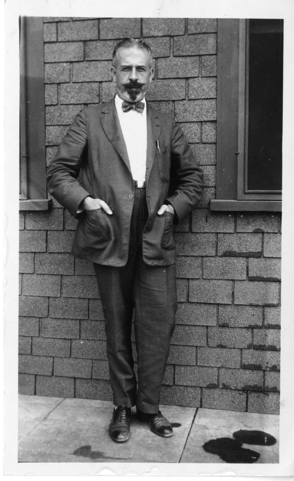 Harrison Estell Howe (1881-1943), Smithsonian Institution Archives, SIA Acc. 90-105 [SIA2008-3957].