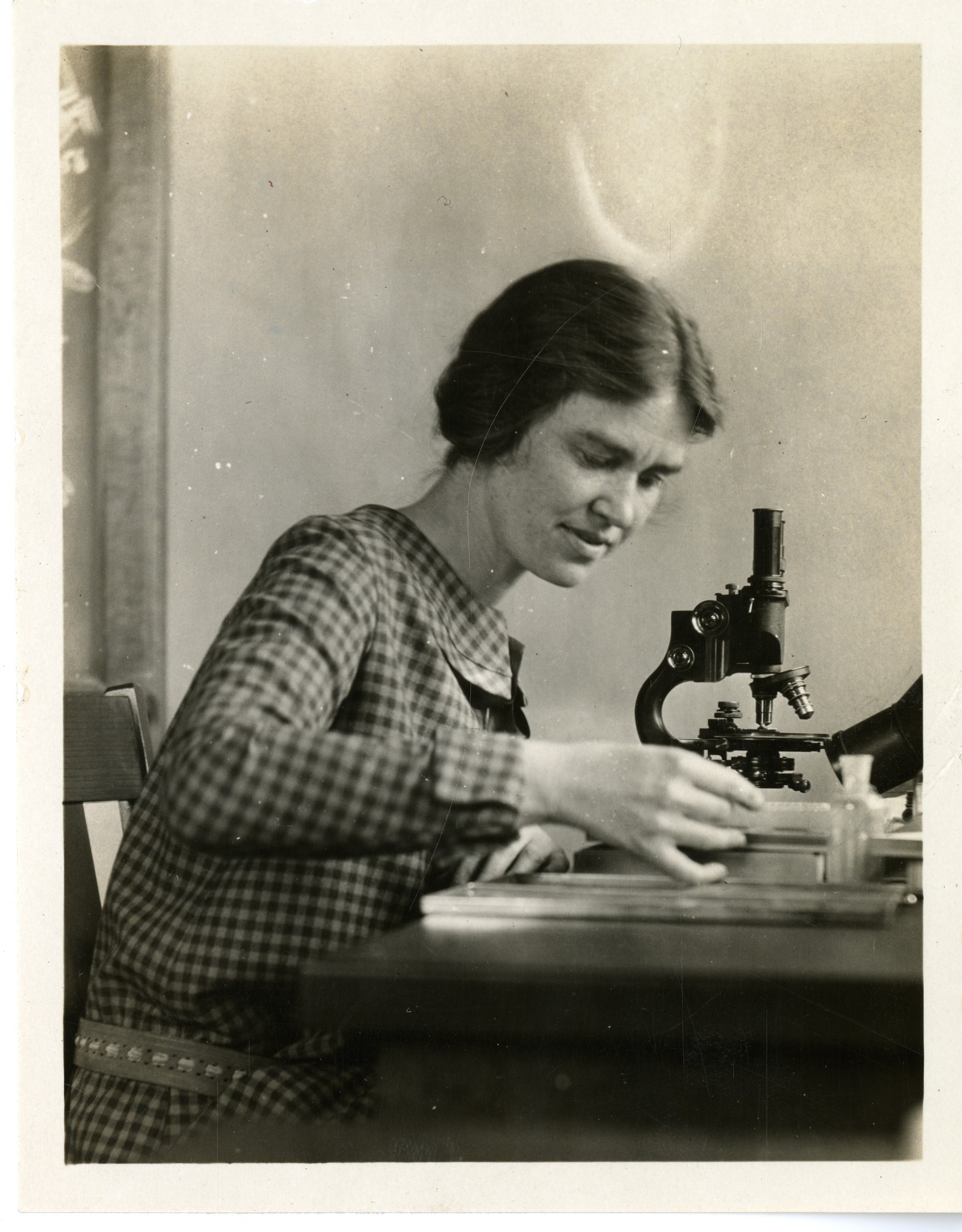 Margaret Mann Lesley (1891-1988), Smithsonian Institution Archives, SIA Acc. 90-105 [SIA2008-5268].