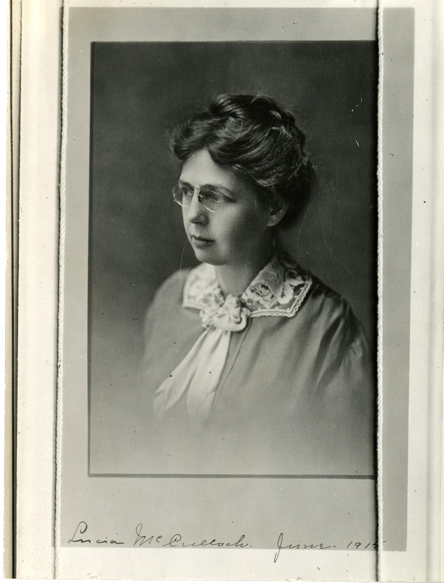 Lucia McCulloch (1873-1955)