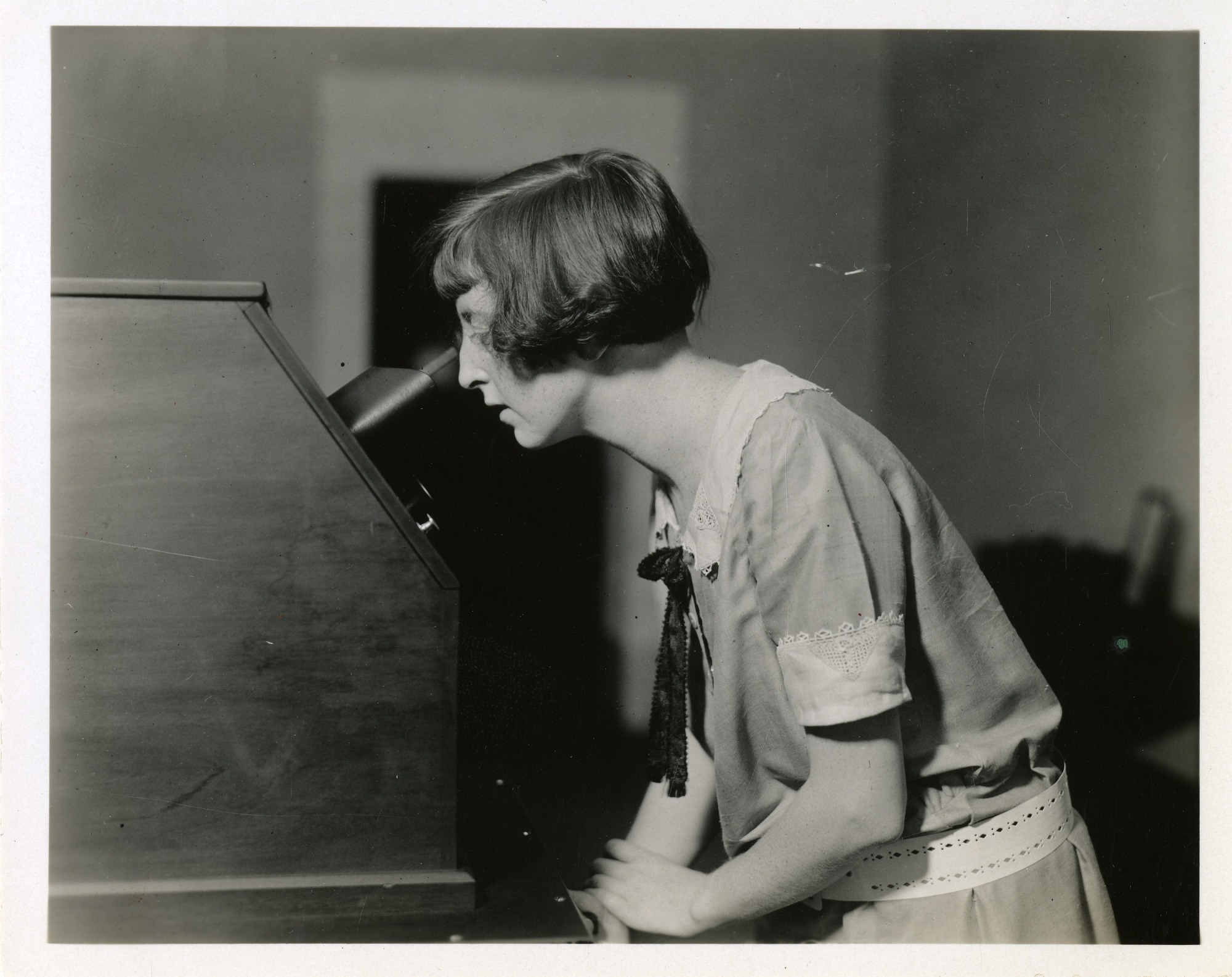 Miss McGrath, Smithsonian Institution Archives, SIA Acc. 90-105 [SIA2008-5685].