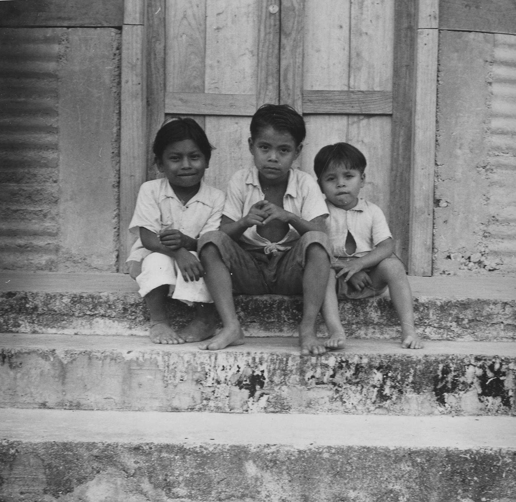 Three of Manuel Madrid's Boys