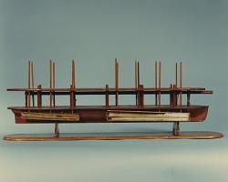 Abraham Lincoln's Dredge Model