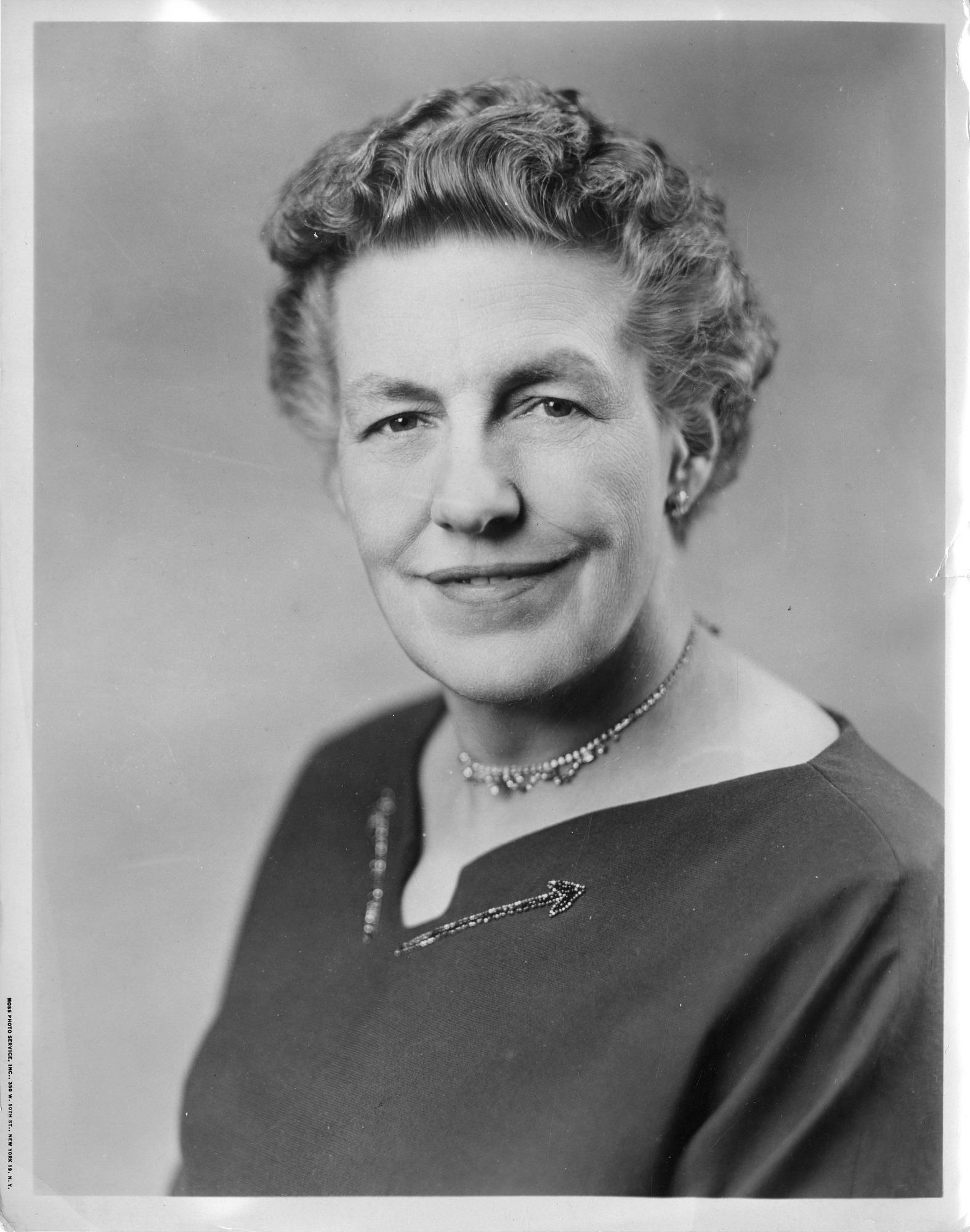Mary Elizabeth Switzer (1900-1971)