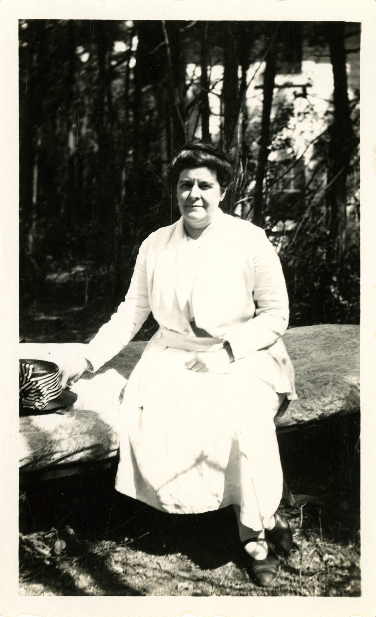 Florence Peebles (1874-1956), Smithsonian Institution Archives, SIA Acc. 90-105 [SIA2009-1445].