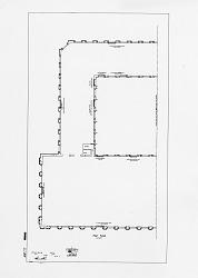 U.S. National Museum (NMNH) First Floor Plan Print