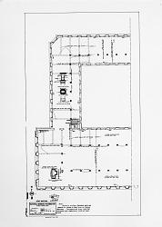 U.S. National Museum (NMNH) Floor Plan Print 4
