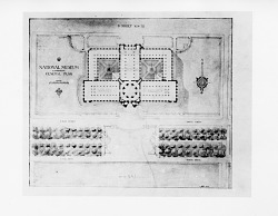 General Building Plan for NMNH