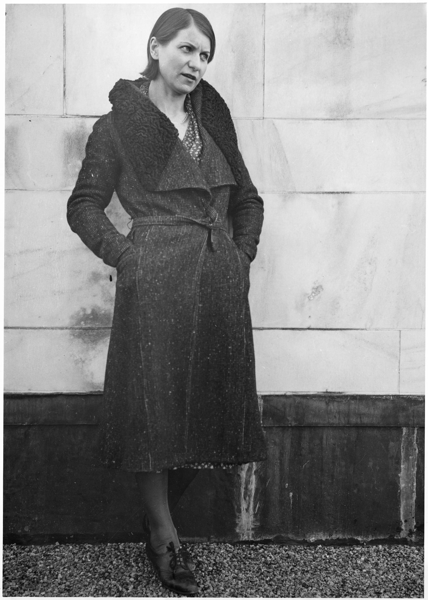 Emma Reh (1896-1982), Smithsonian Institution Archives, SIA Acc. 90-105 [SIA2009-2151].