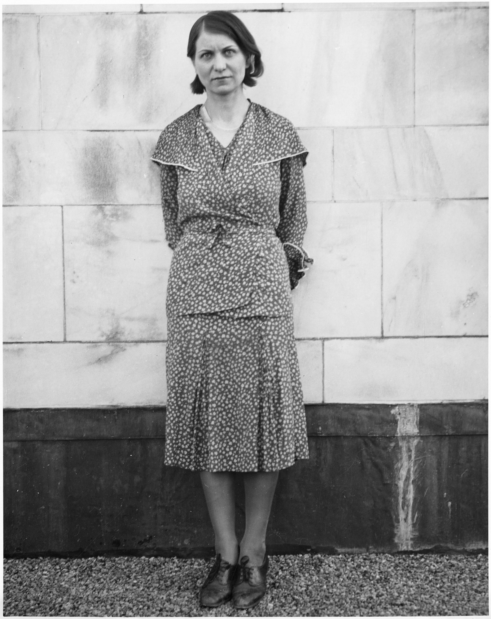 Emma Reh (1896-1982), Smithsonian Institution Archives, SIA Acc. 90-105 [SIA2009-2152].