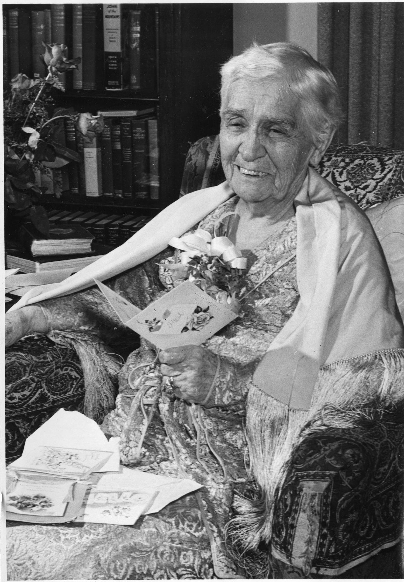 Mary Elizabeth Bennett Ritter (1860-1949)