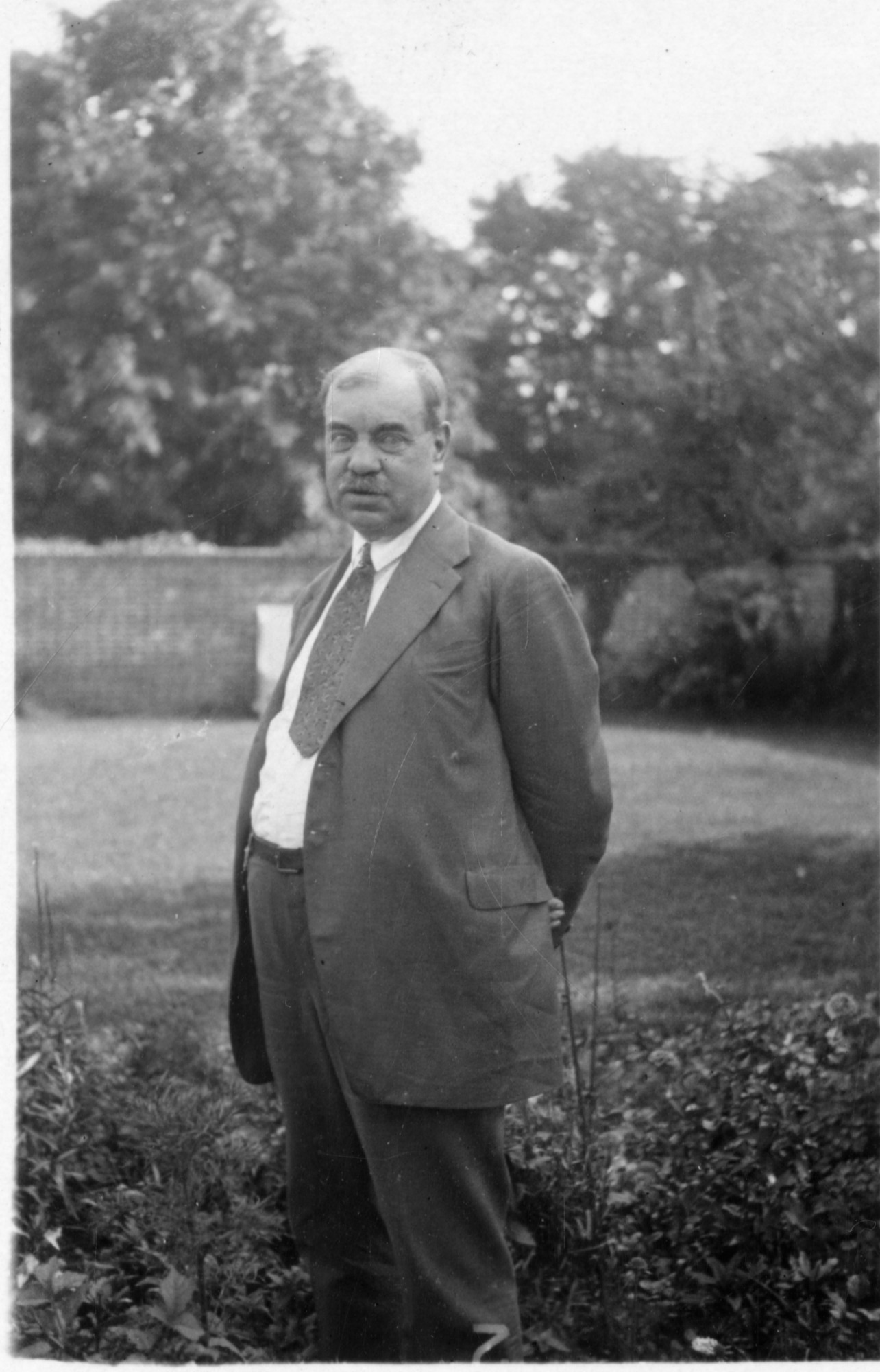 Edwin Emery Slosson (1865-1929), Smithsonian Institution Archives, SIA Acc. 90-105 [SIA2009-3452].