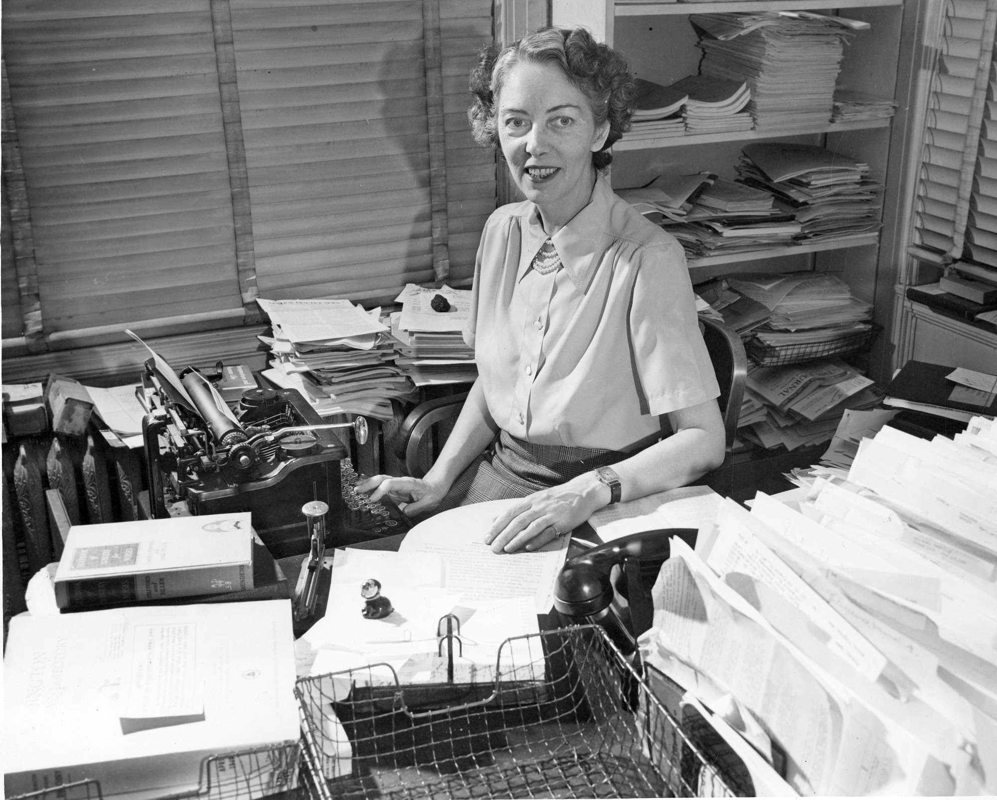 Jane Stafford (1899-1991), Smithsonian Institution Archives, SIA Acc. 90-105 [SIA2009-3715].