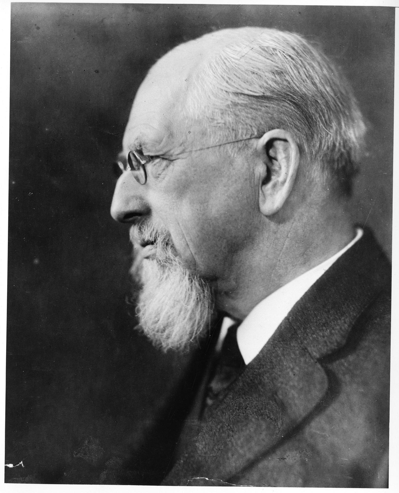William H. Dall, Side Profile