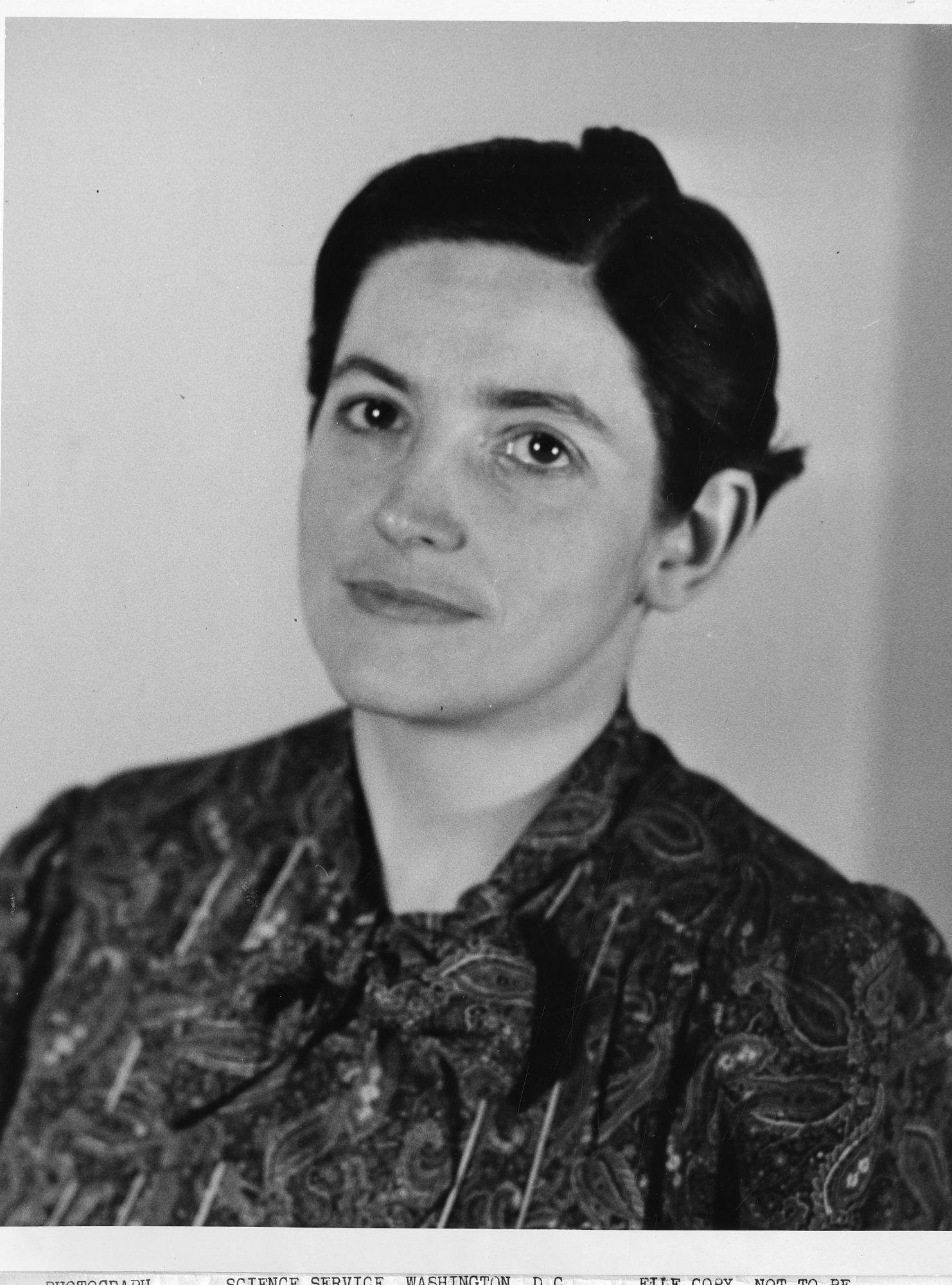 Marjorie Van de Water (1900-1962)