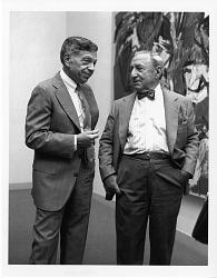 Abram Lerner and Joseph H. Hirshhorn